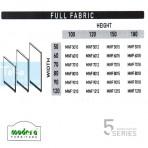 Modera 5 Workstation Full Fabric