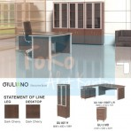 Grand Furniture Workstasion Giuliano – Executive Suite