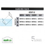 Modera 5 Workstation Hanging Rack