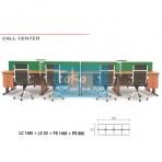 Grand Furniture Workstation Lexus – Call Center 2
