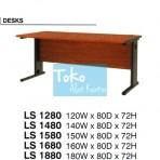 Grand Furniture Workstation Lexus – Desk LS 1280, LS 1480, LS 1580, LS 1680, LS 1880