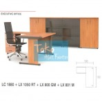 Grand Furniture Workstation Lexus – Executive Office 2