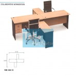 Grand Furniture Workstation Nova – Collaborative Workstation