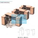Grand Furniture Workstation Nova – Shared Workstation