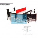 Grand Furniture Workstation Nova – Shared Workstation 2