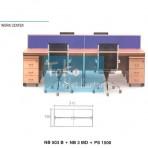 Grand Furniture Workstation Nova – Work Center