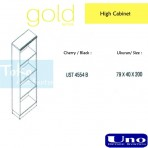 Gold Series High Cabinet UST 4554 B