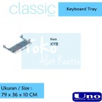 Uno Classic Series Keyboard Tray
