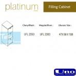 Uno Platinum Series Filling Cabinet UFL 2253, UFL 2263