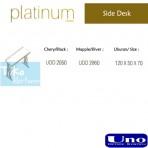 Uno Platinum Series Side Desk UOD 2050