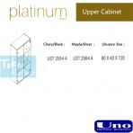 Uno Platinum Series Upper Cabinet UST 2554 A, UST 2564 A