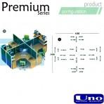 Uno Premium Series Configuration B