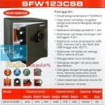 Brankas Sentry SFW 123 CSB