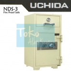Brankas Uchida NDS-3 Fire Proof Safe