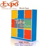Expo Book Case MBC-5135 B