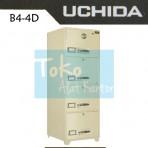 Filling Cabinet Uchida B4-4D