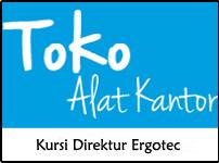 Kursi Direktur Ergotec - Toko Alat Kantor