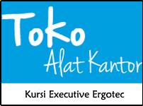 Kursi Executive Ergotec - Toko Alat Kantor