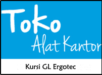 Kursi GL Ergotec - Toko Alat Kantor