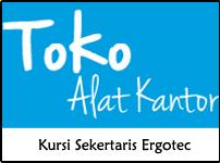 Kursi Sekertaris Ergotec - Toko Alat Kantor