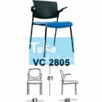 Kursi Susun Chairman VC 2805