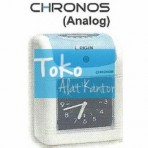 Mesin Absensi Origin Chronos (Analog)