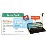 Mesin Binding (Jilid) Secure Comb
