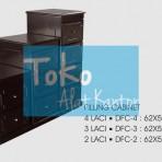 Filling Cabinet 2 Laci Donati DFC-2 ( Melamic Series)