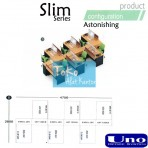 Uno Slim Series Astonishing B