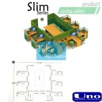 Uno Slim Series Configuration A-2