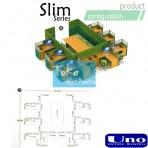 Uno Slim Series Configuration A