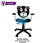 Kursi Kantor Young Ergosit – Cartoon Bear