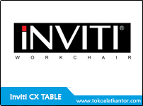 sofa kantor inviti CX TABLE