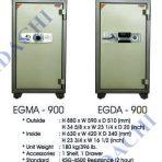 Brankas Indachi EGDA-900