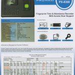 Mesin Absensi Promaxi PX-8300