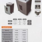 Mesin Penghancur Kertas Ishred OS-16C