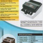 Mesin Penghitung Uang Ecomac MC-150 VM