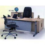 Meja Kantor Aditech IS 895 (180cm)